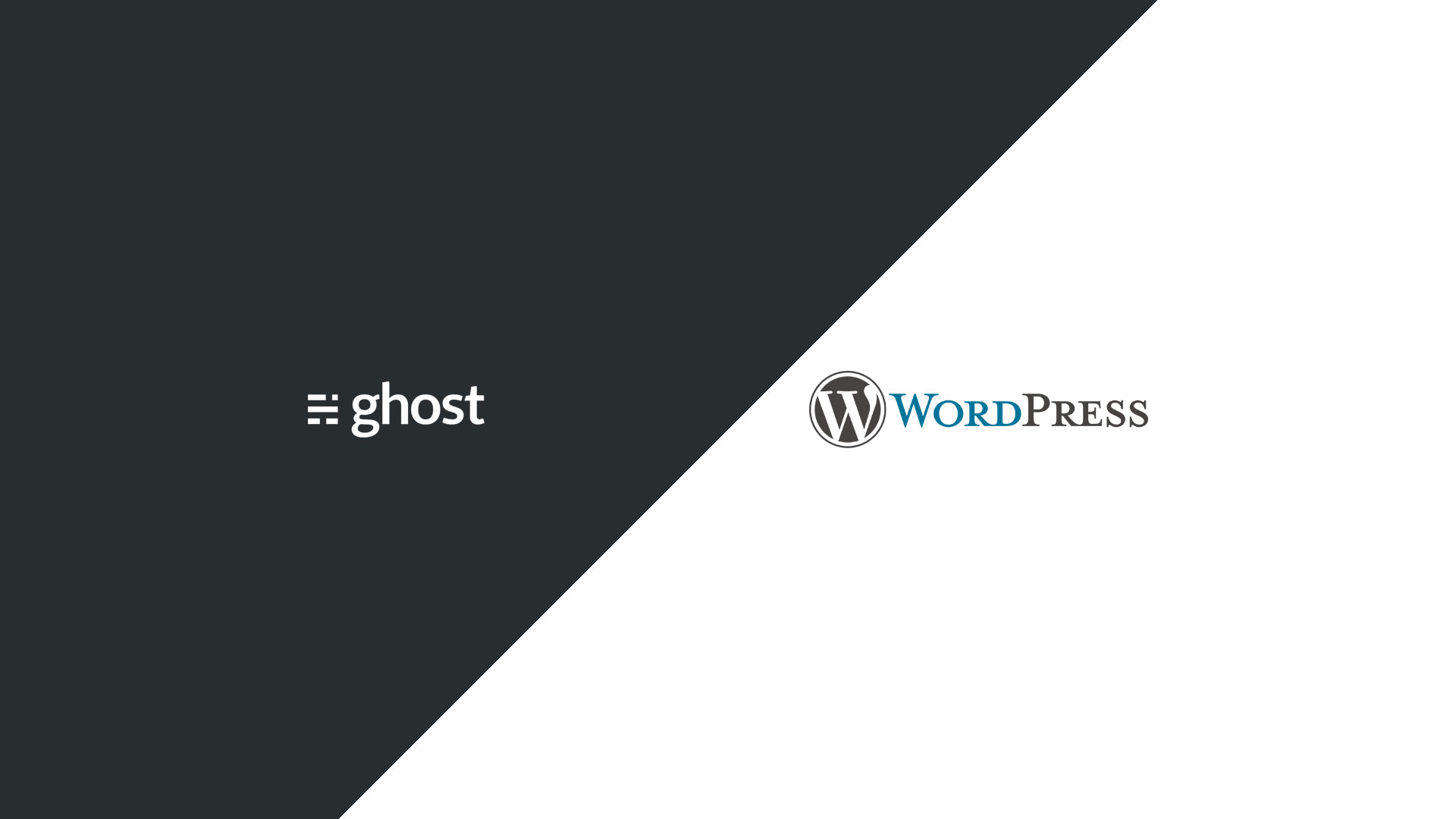 Why I Chose GhostJS Over Wordpress