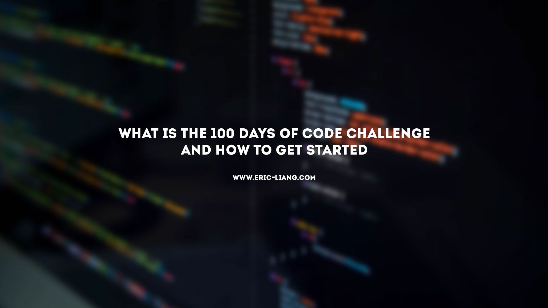 What Is The 100 Days of Code Challenge And How To Get Started